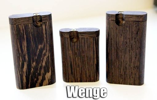 Custom Made Wenge Dugout Short
