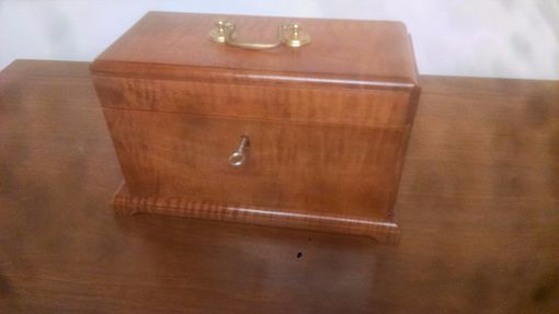 Custom Made Reproduction Tea Caddies