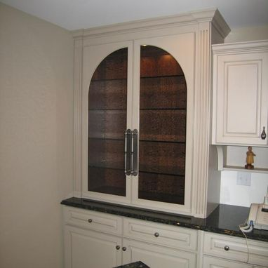 Custom Made Bar And Cabinetry