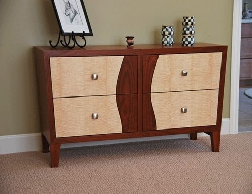 Custom Made Side Board Chest Of Drawers