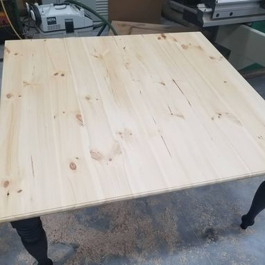 Custom Made Farm House Kitchen Dining Room Table Rustic