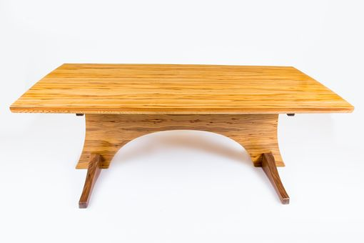 Custom Made Carr Table-River Recovered Cypress Table