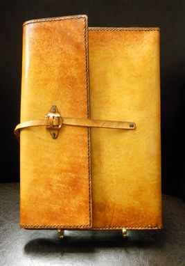 Custom Made Leather Kindle Cover