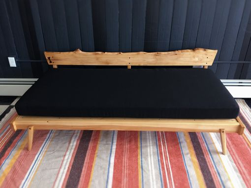 Custom Made Live Edge Daybeds