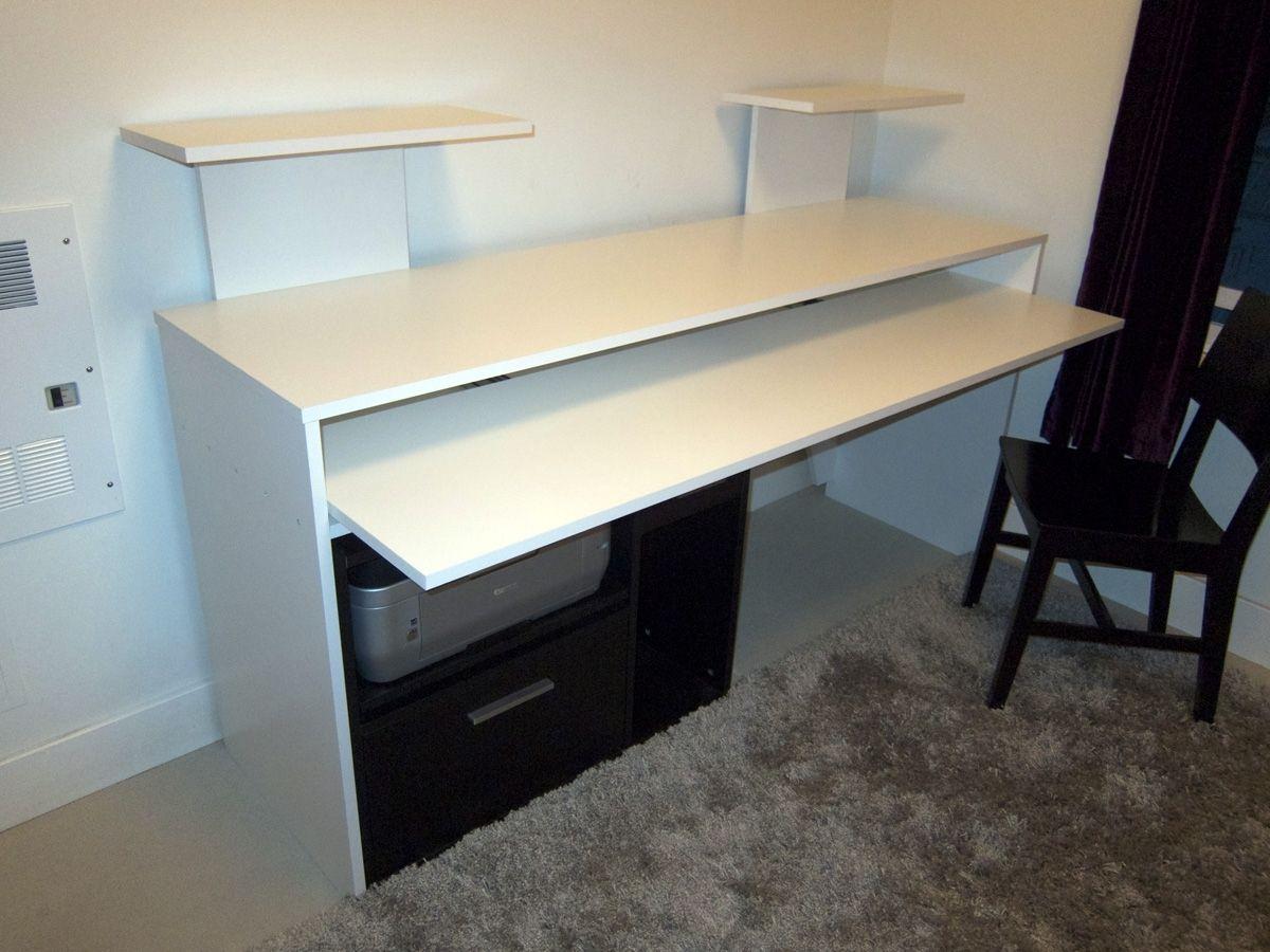 Hand Made Desk handmade desk and dj consolespenchcraft | custommade