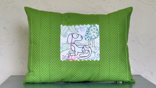 Custom Made Pure Cotton Fanciful Friend Pillow