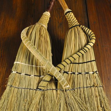 Custom Made Heirloom Wedding Broom