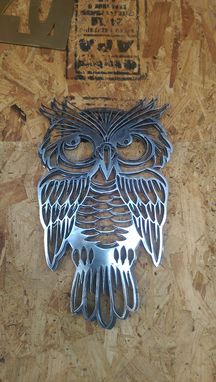 Custom Made Large Owl