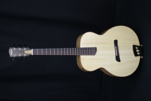 Custom Made Batson Custom Auditorium Guitar