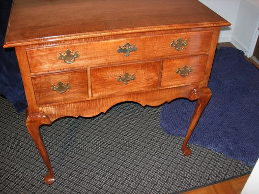 Custom Made Queen Anne Lowboy