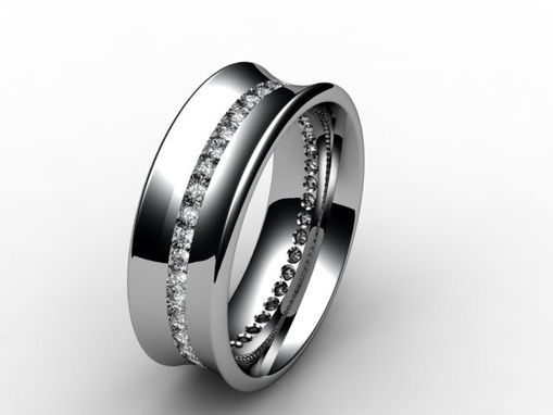 Custom Made Eternity Bands