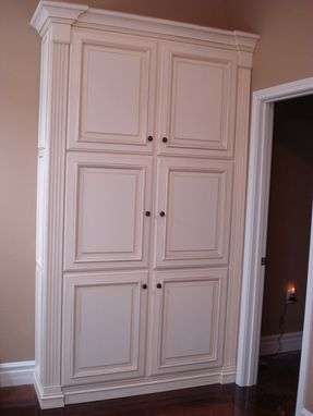 Custom Made Maple Vanities And Mirrors