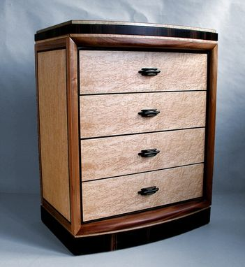Custom Made Art Deco Dresser