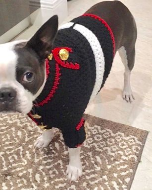 Custom Made Usmc Bulldog Uniform Bulldog Sweater