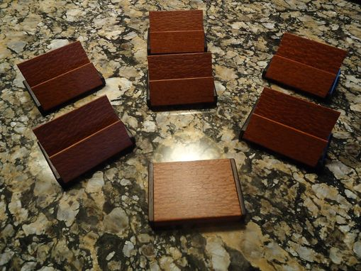 Custom Made Bussiness Card Holders