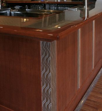 Custom Made High Tech Custom Bar