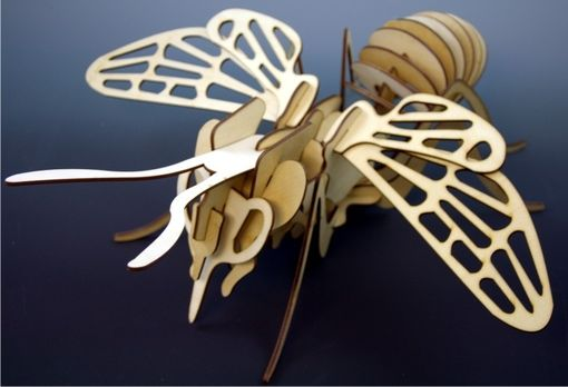 Custom Made 3-D Bee Puzzle