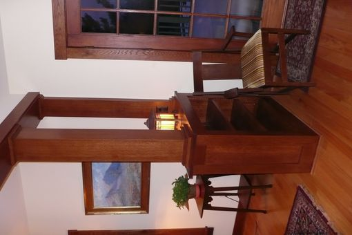 Custom Made Living Room Divider