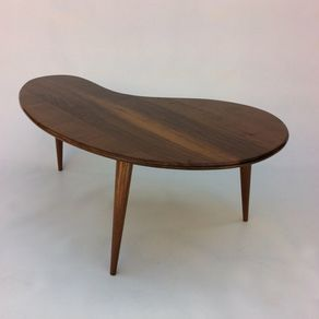 Mid Century Modern Furniture And Decor CustomMadecom - Modern coffee table with stools