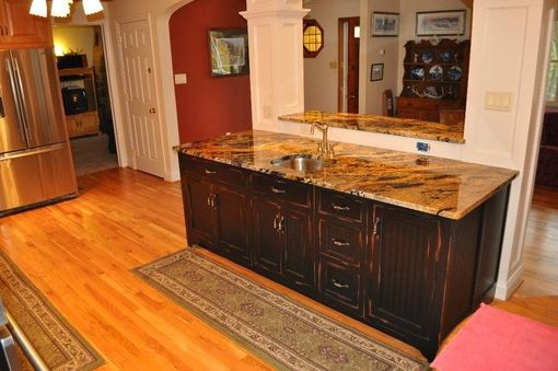 Custom Made Country Style Kitchen
