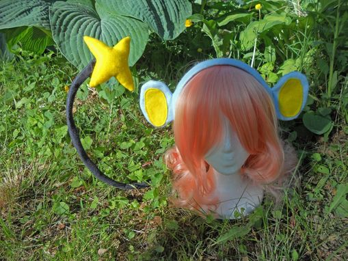 Custom Made Luxray Ears