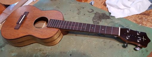 Custom Made Custom Tenor Ukulele