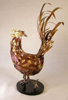 Custom Made Custom Made Copper Roosters