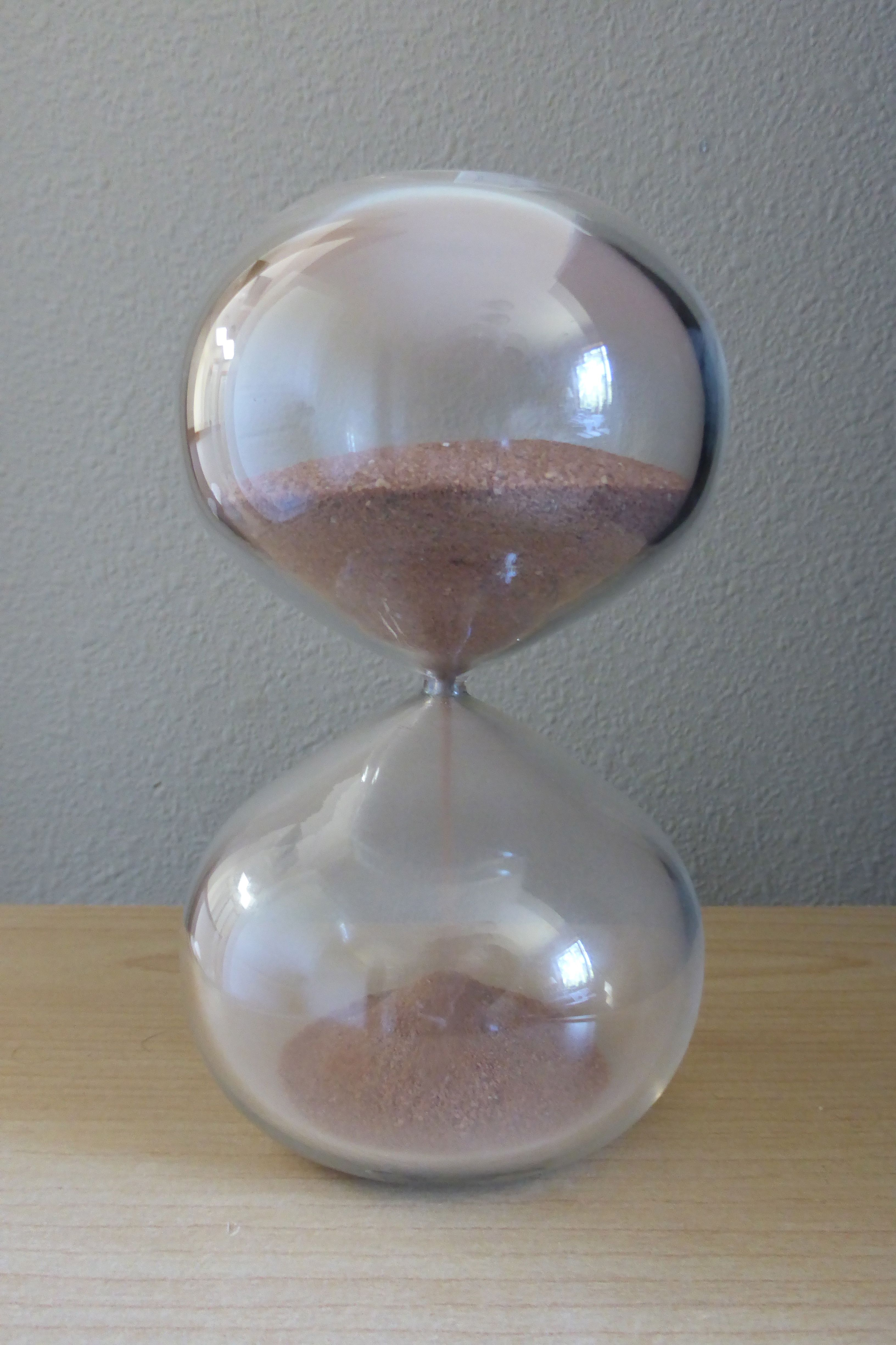 Handmade custom hand blown glass hourglass by liquid designs custom made custom hand blown glass hourglass reviewsmspy