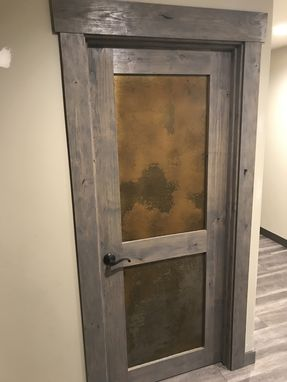 Custom Made Rustic Interior Doors