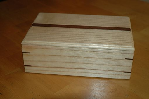 Custom Made Paulownia Box