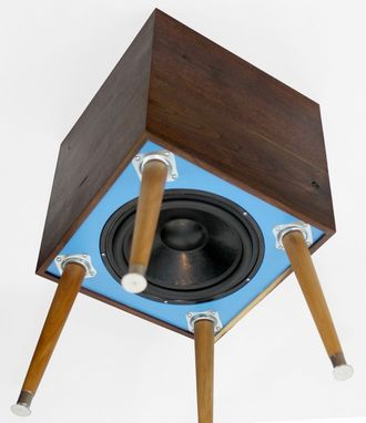 Custom Made Blue Heron Subwoofer