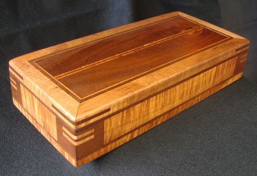 Custom Made Gentleman's Box