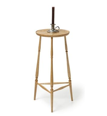 Custom Made Windsor Candlestand