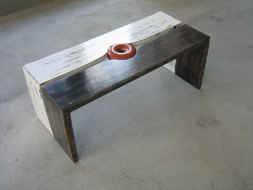 Custom Made Reclaimed Nesting Tables Or Benches