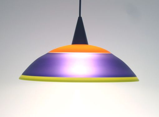 Custom Made Pendant Lampshade