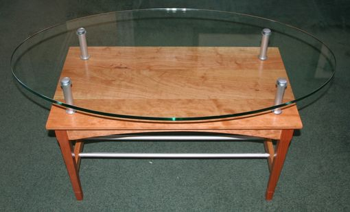 Custom Made Display Coffee Table