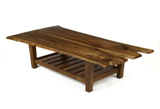 Custom Made Teak Coffee Table