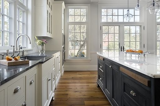Custom Made Newburyport Kitchen