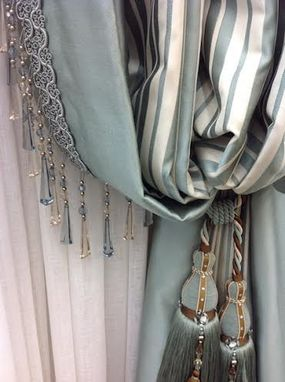 Custom Made Custom Made Curtains And Drapes - Labor Only -
