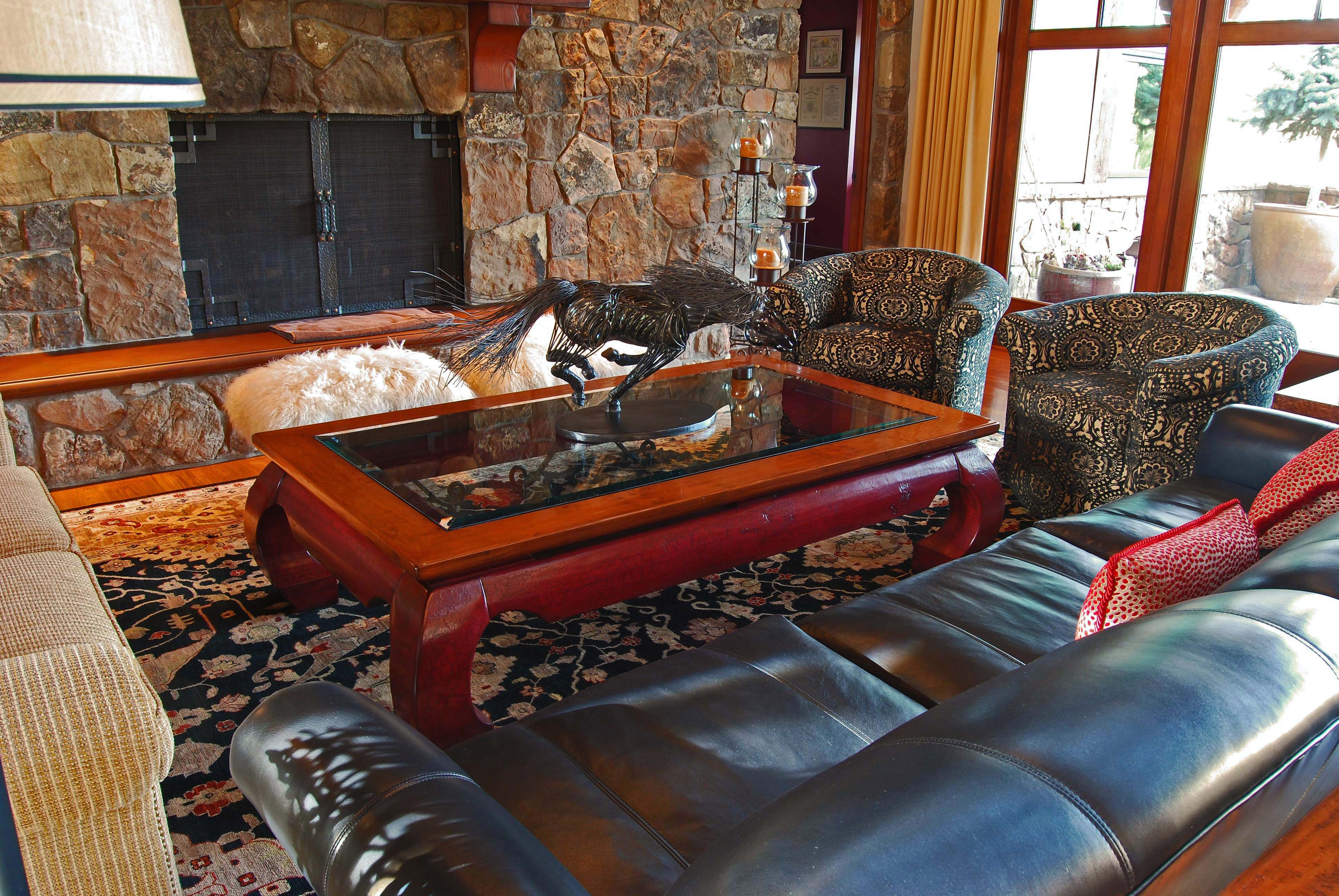 Buy A Hand Made Chow Coffee Table Made To Order From Robert Seliger - Chow coffee table