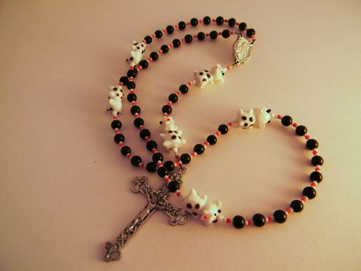 Custom Made Handmade Traditional Catholic Rosary