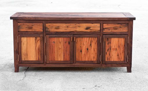 Custom Made Solid Wood Sideboards/Hutches