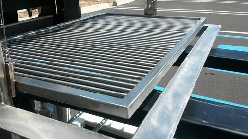 Hand Made Drop In Santa Maria Bbq Pit Grill by JD Fabrications | CustomMade.com