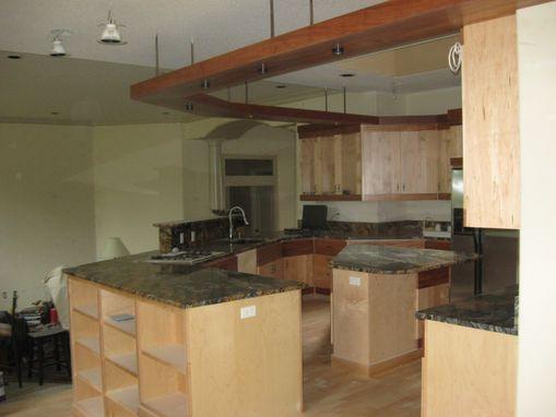Custom Contemporary Kitchen Portland Oregon By Afc Inc