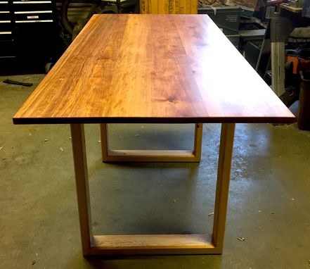 Custom Made Metro Modern Table
