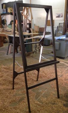 Custom Made 6' Display Easel
