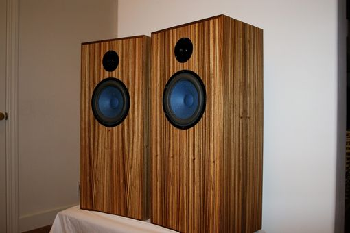 Custom Made Audio Speaker Boxes