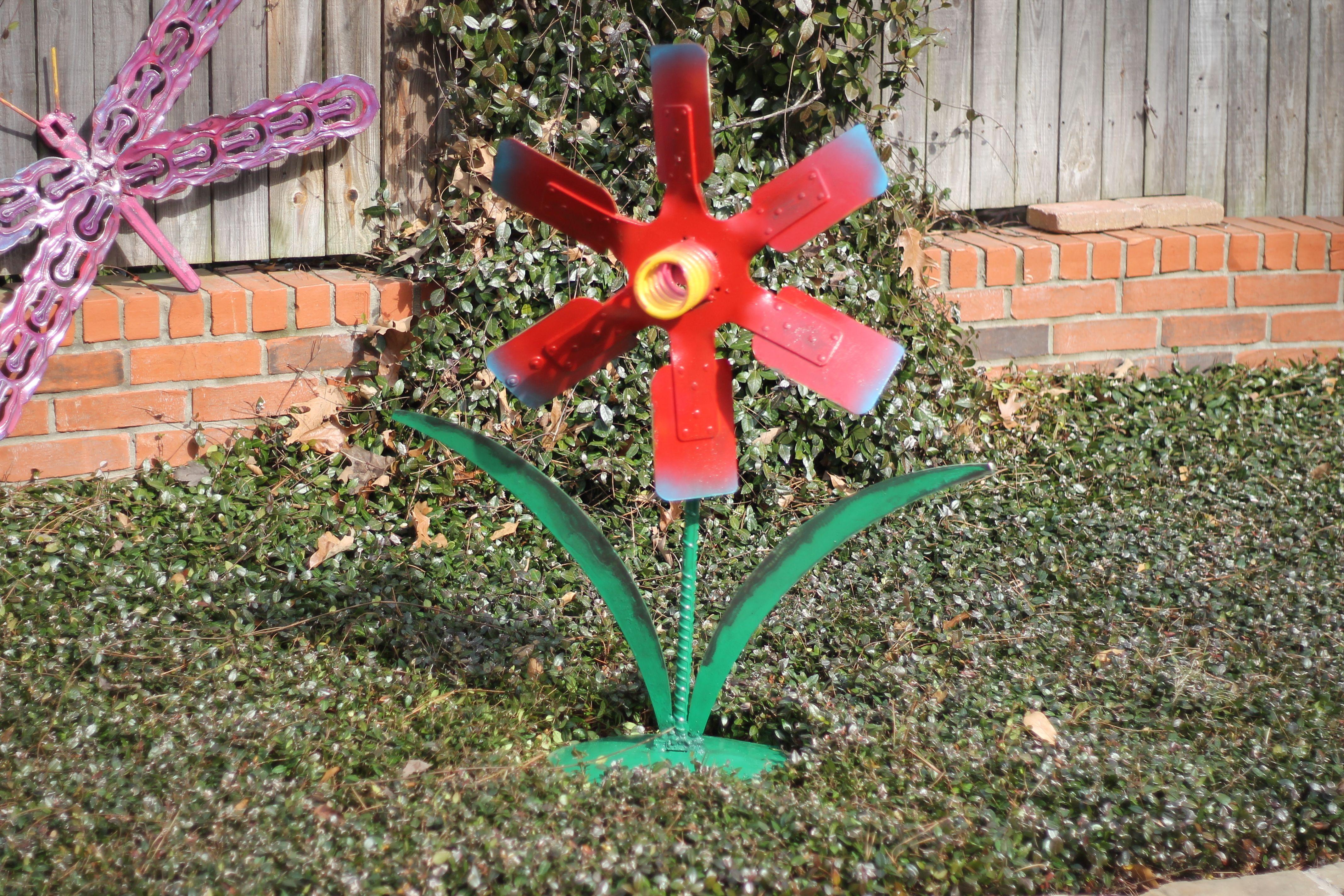 Buy a Hand Crafted Metal Statue, Sculpture Artwork Garden ... on Backyard Metal Art id=99458