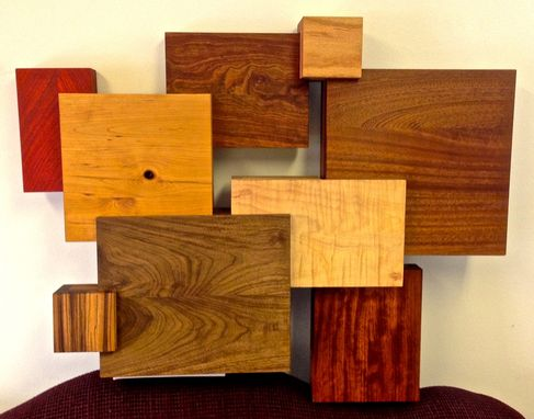 Custom Made Wooden Wall Art