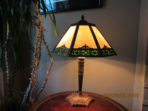 Custom Made Tiffany Style Lamp Restoraton